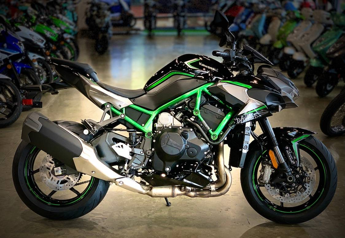 2020 Kawasaki Z H2 in Plano, Texas - Photo 15