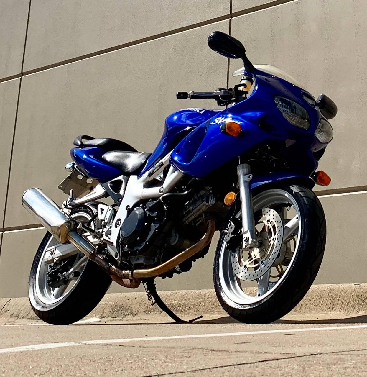 2002 Suzuki SV650 for sale 151454