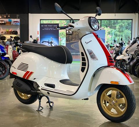 2021 Vespa GTS Super Racing Sixties 300 HPE in Plano, Texas - Photo 1