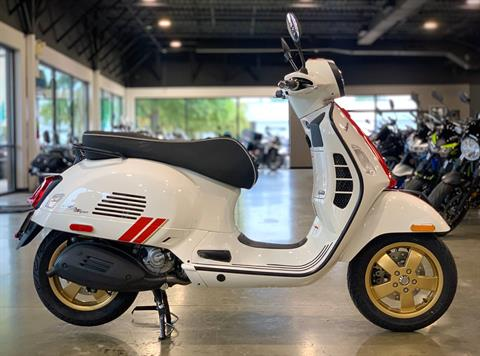 2021 Vespa GTS Super Racing Sixties 300 HPE in Plano, Texas - Photo 5