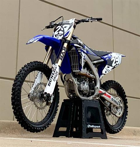 2018 Yamaha YZ250F in Plano, Texas - Photo 7