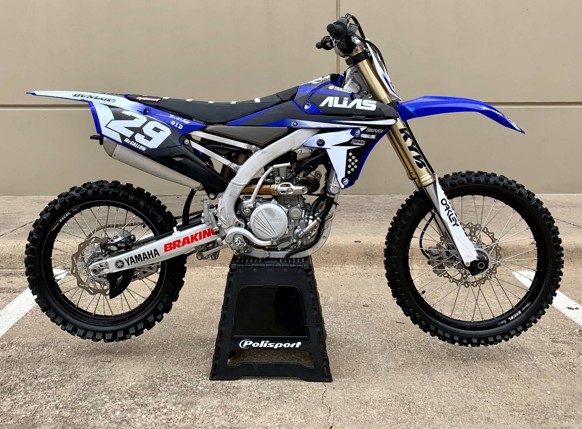 2018 Yamaha YZ250F in Plano, Texas - Photo 4