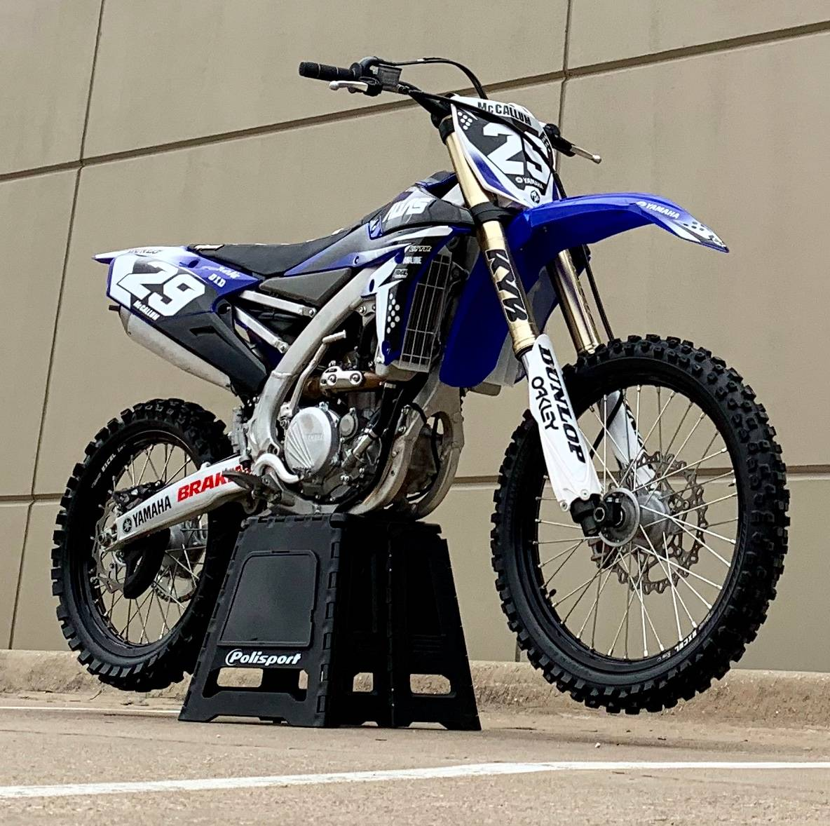 2018 Yamaha YZ250F in Plano, Texas - Photo 1