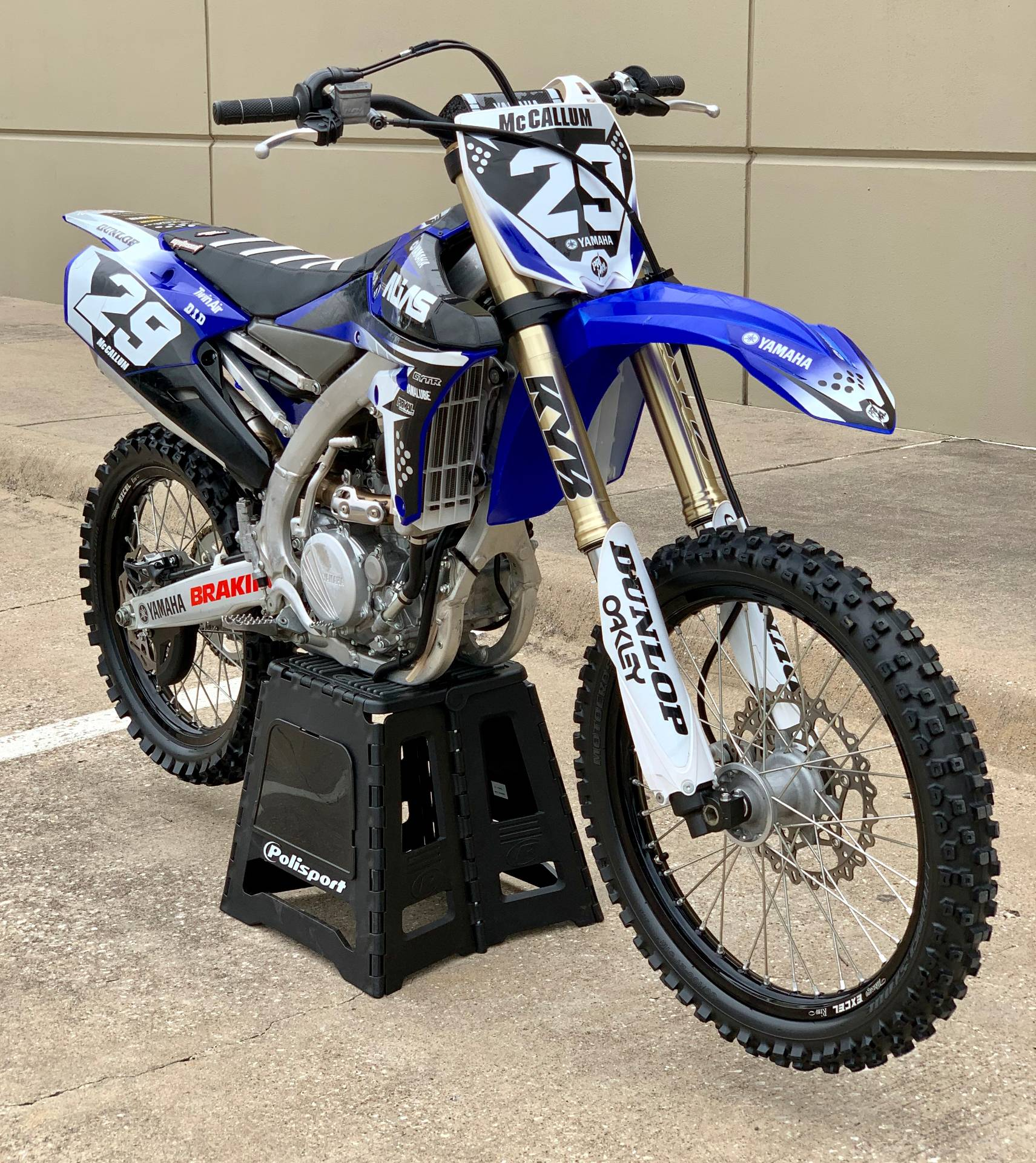 2018 Yamaha YZ250F in Plano, Texas - Photo 2