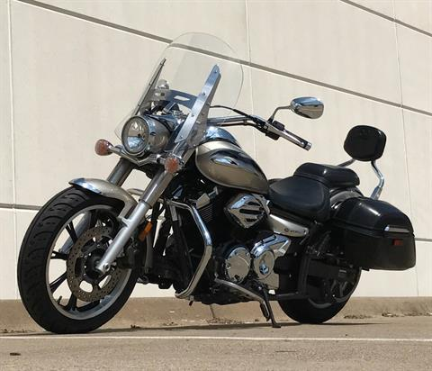 2010 Yamaha V Star 950 Tourer in Plano, Texas