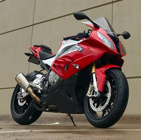 2015 BMW S 1000 RR in Plano, Texas