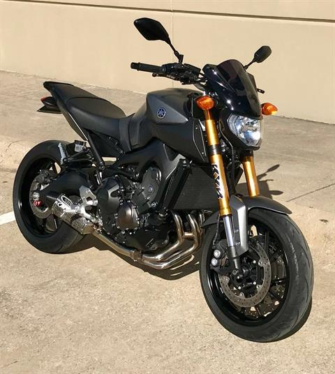 2015 Yamaha FZ-09 in Plano, Texas