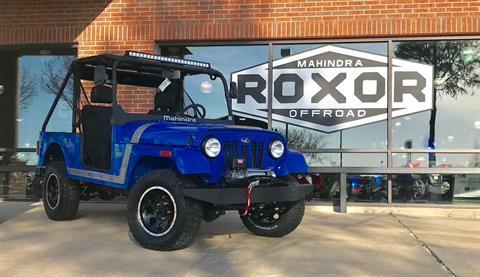2018 Mahindra Roxor Limited Edition in Plano, Texas