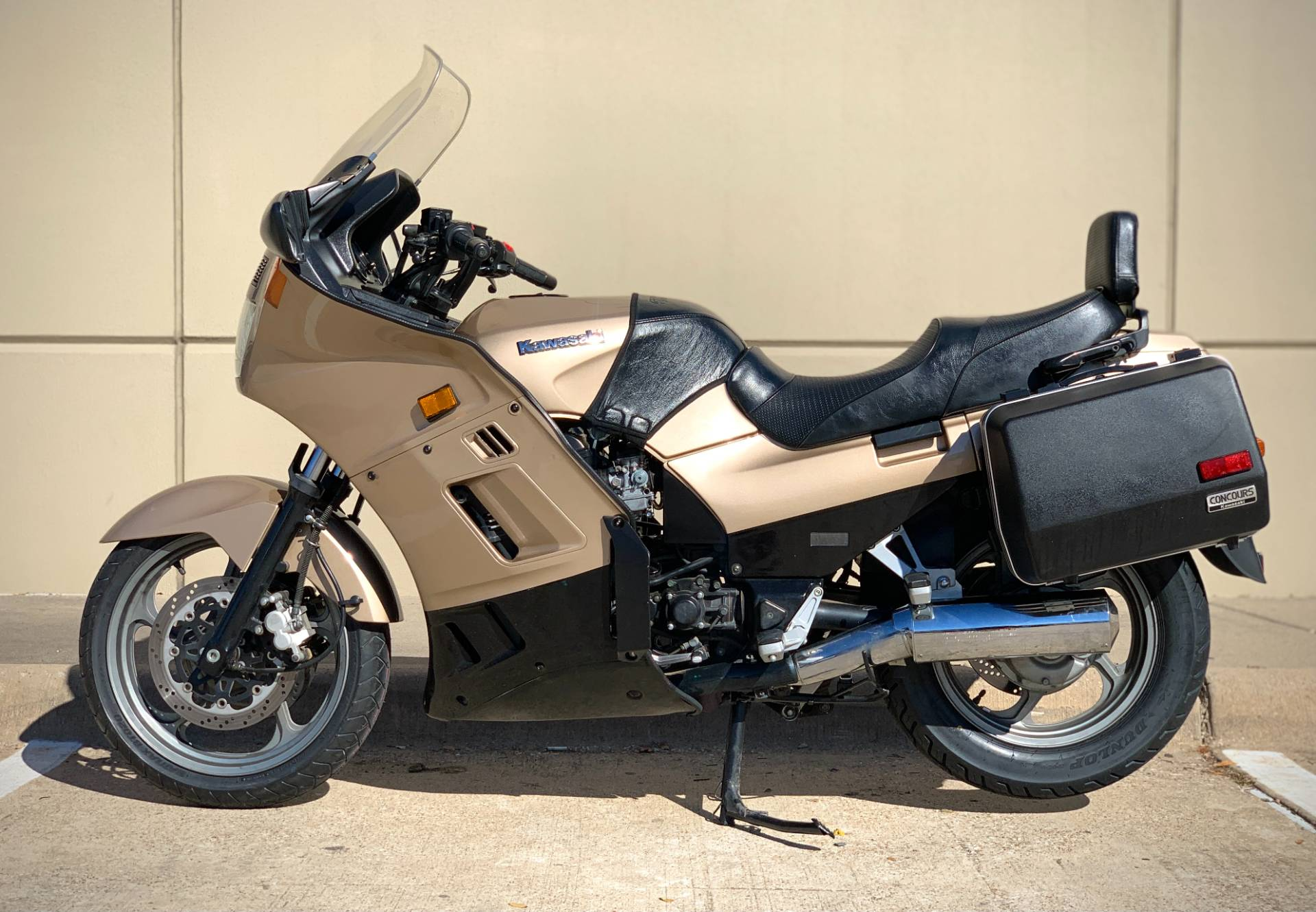 2005 Kawasaki Concours™ in Plano, Texas - Photo 4