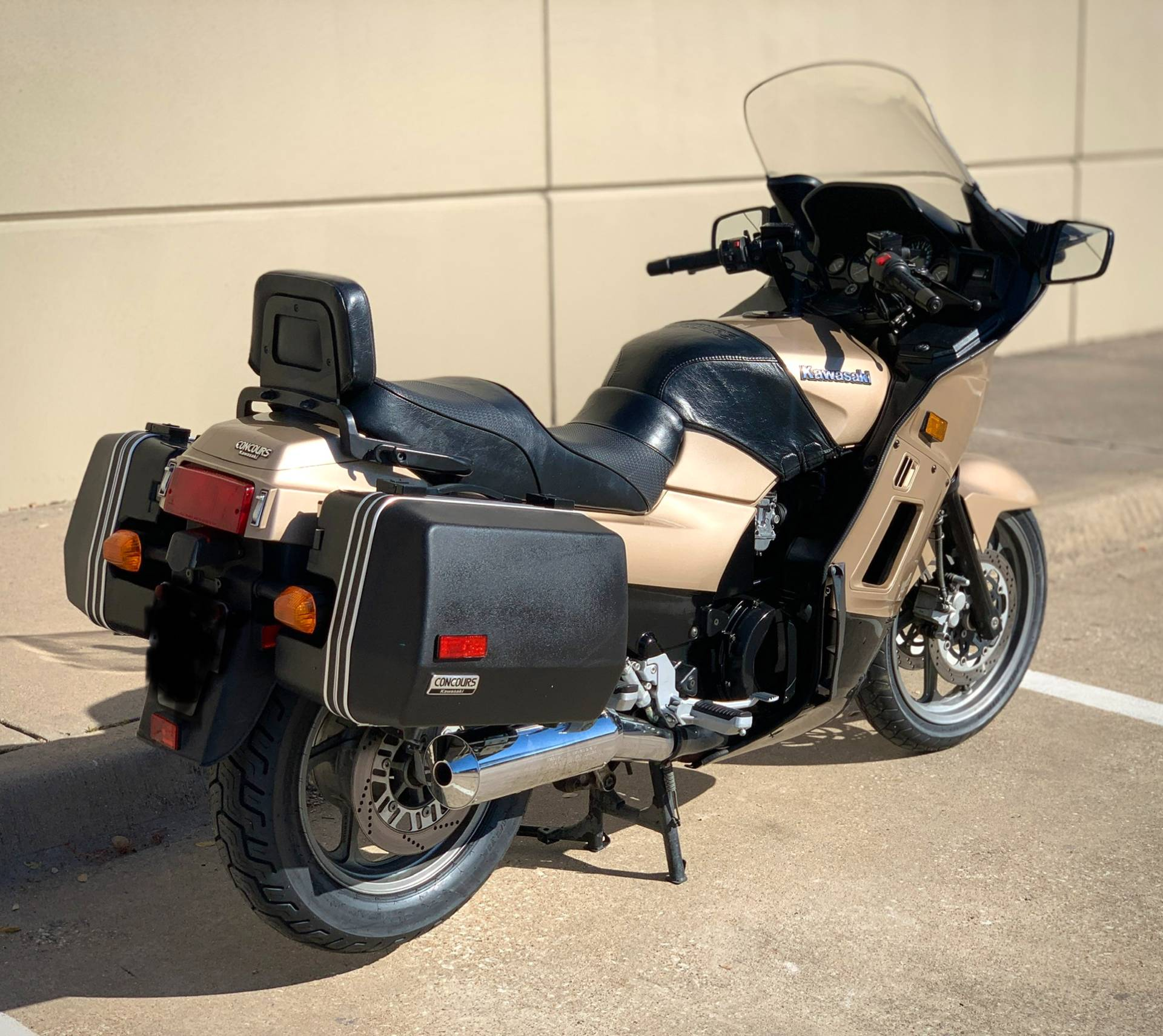 2005 Kawasaki Concours™ in Plano, Texas - Photo 3