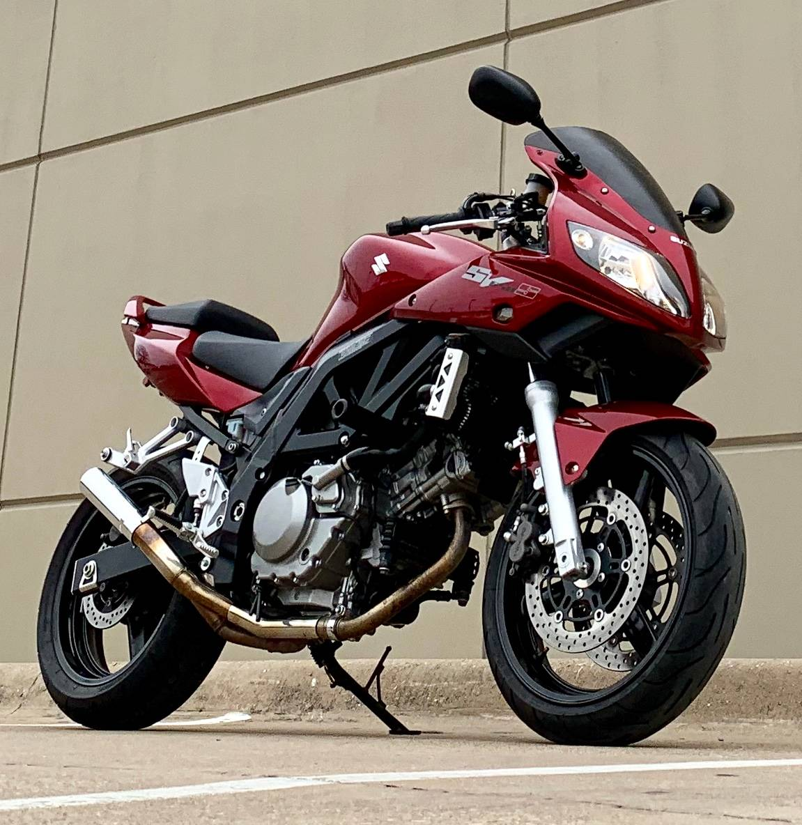 2007 Suzuki SV650S for sale 89419
