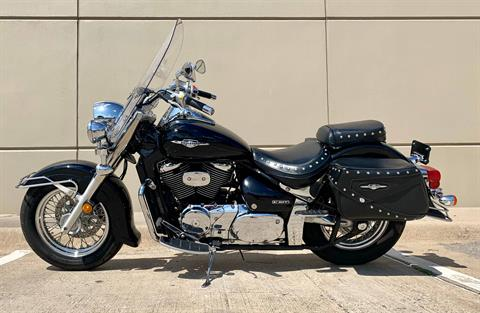 2005 Suzuki Boulevard C50T in Plano, Texas - Photo 4