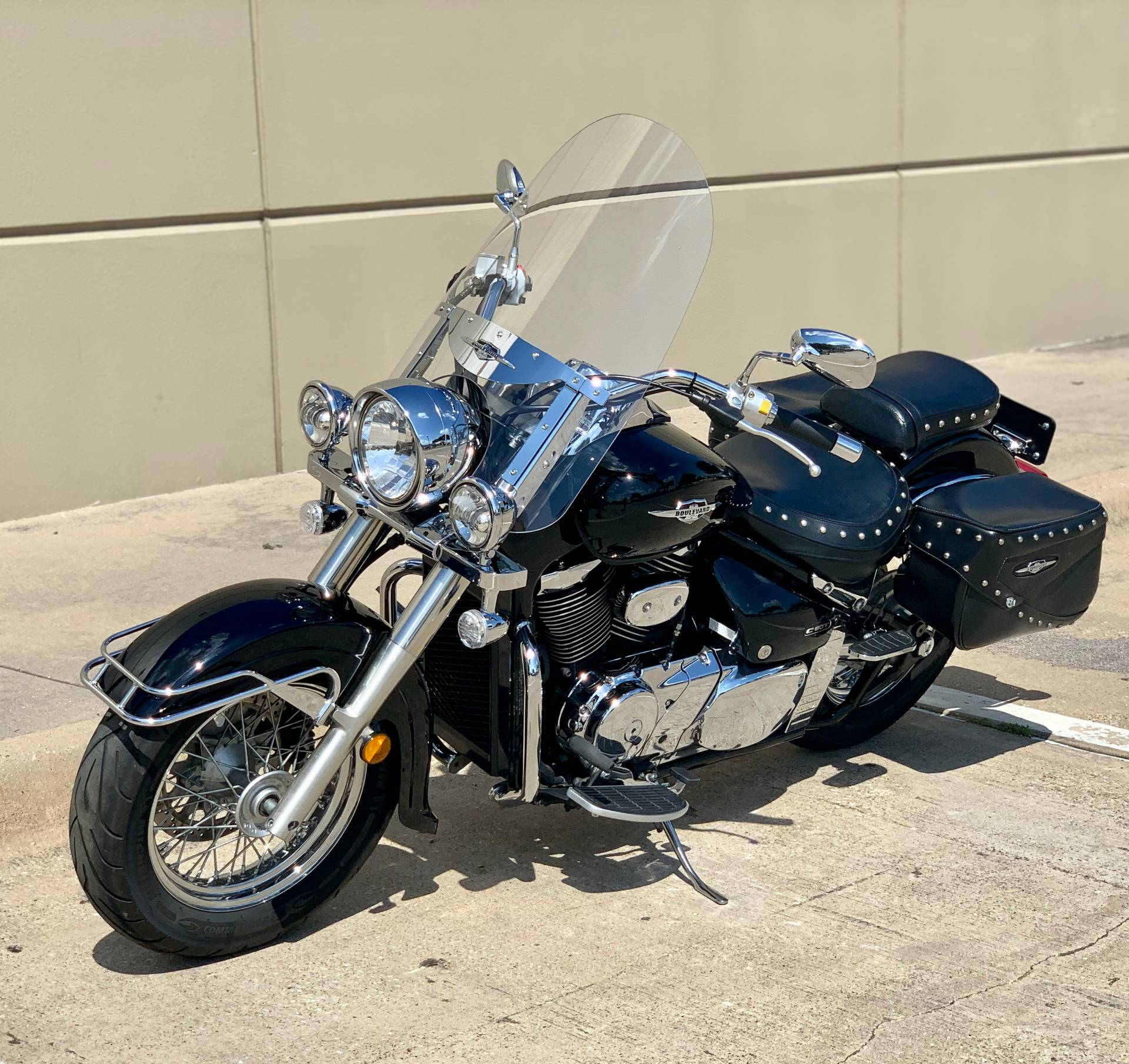 2005 Suzuki Boulevard C50T in Plano, Texas - Photo 5
