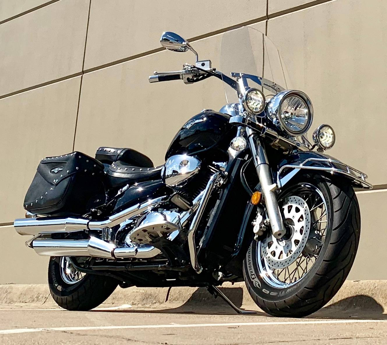 2005 Suzuki Boulevard C50T in Plano, Texas - Photo 1