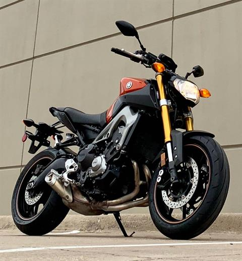 2014 Yamaha FZ-09 in Plano, Texas
