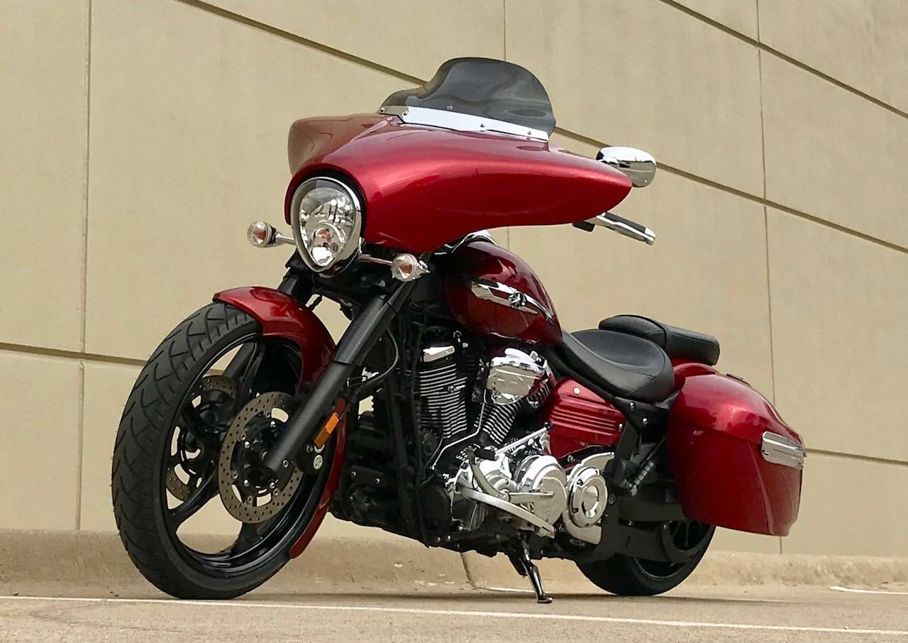 2014 Yamaha Stratoliner Deluxe in Plano, Texas