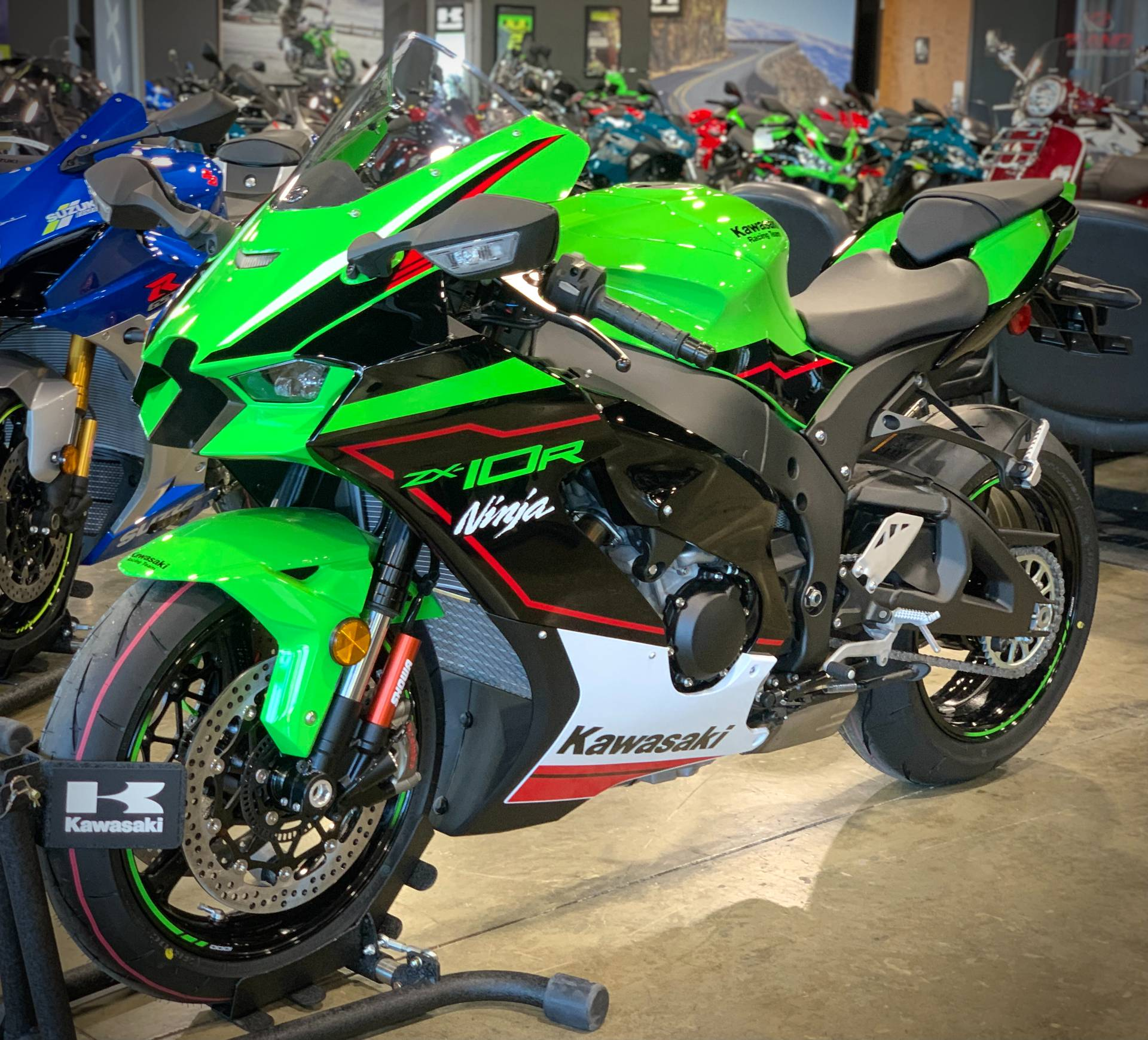 2021 Kawasaki Ninja ZX-10R ABS KRT Edition in Plano, Texas - Photo 4