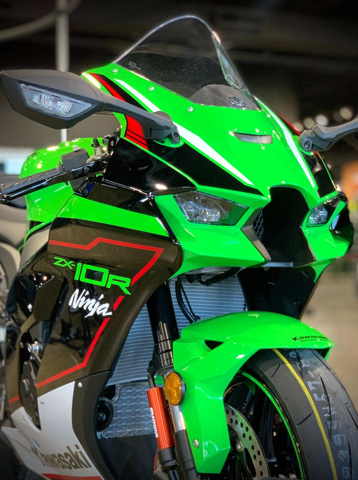 2021 Kawasaki Ninja ZX-10R ABS KRT Edition in Plano, Texas - Photo 2