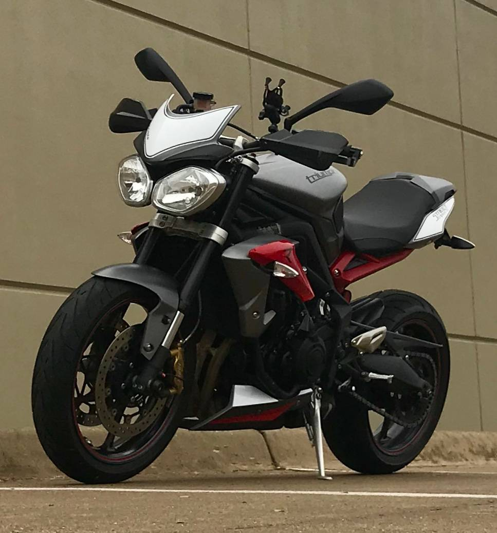 2014 Triumph Street Triple R ABS in Plano, Texas