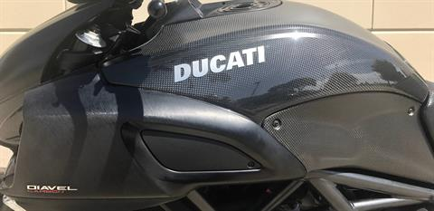 2011 Ducati Diavel Carbon in Plano, Texas