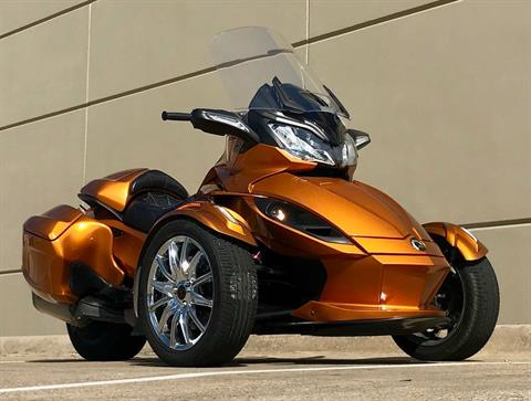 2014 Can-Am Spyder® ST Limited in Plano, Texas