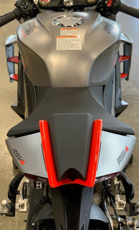 2021 Aprilia RSV4 1100 in Plano, Texas - Photo 5