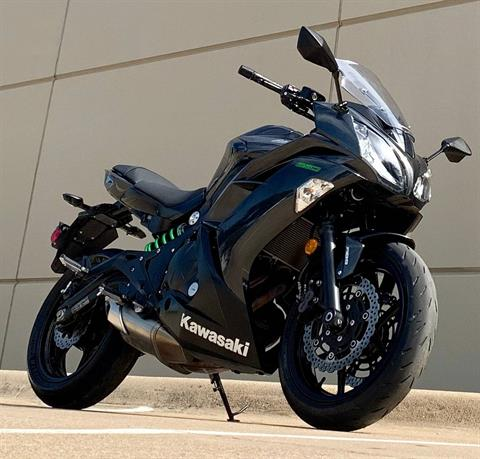 2016 Kawasaki Ninja 650 ABS in Plano, Texas - Photo 1