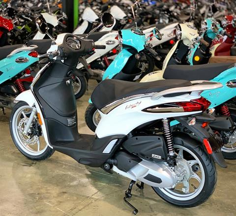2020 Piaggio Liberty 150 in Plano, Texas - Photo 3