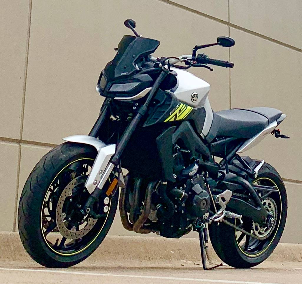 2017 Yamaha FZ-09 in Plano, Texas - Photo 10
