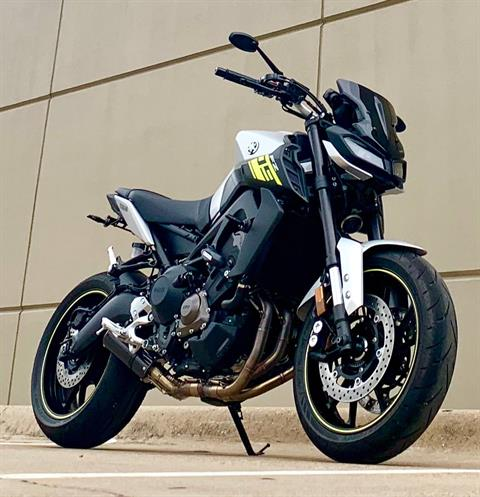 2017 Yamaha FZ-09 in Plano, Texas - Photo 1