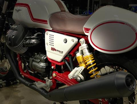 2020 Moto Guzzi V7 III Racer LE in Plano, Texas - Photo 4