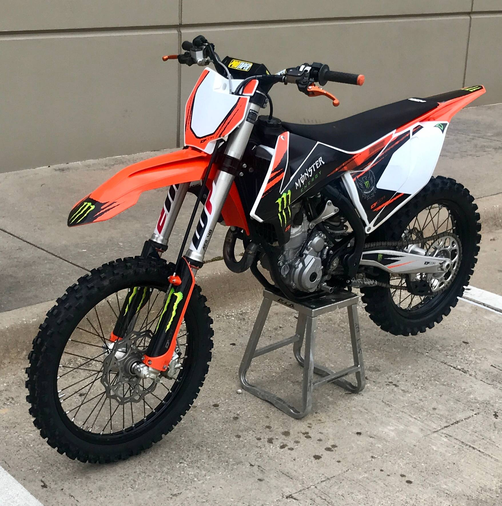 2017 KTM 350 SX-F in Plano, Texas