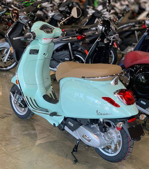 2021 Vespa PRIMAVERA 50 in Plano, Texas - Photo 3