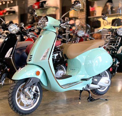 2021 Vespa PRIMAVERA 50 in Plano, Texas - Photo 1