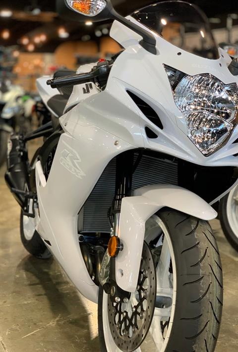 2019 Suzuki GSX-R600 in Plano, Texas