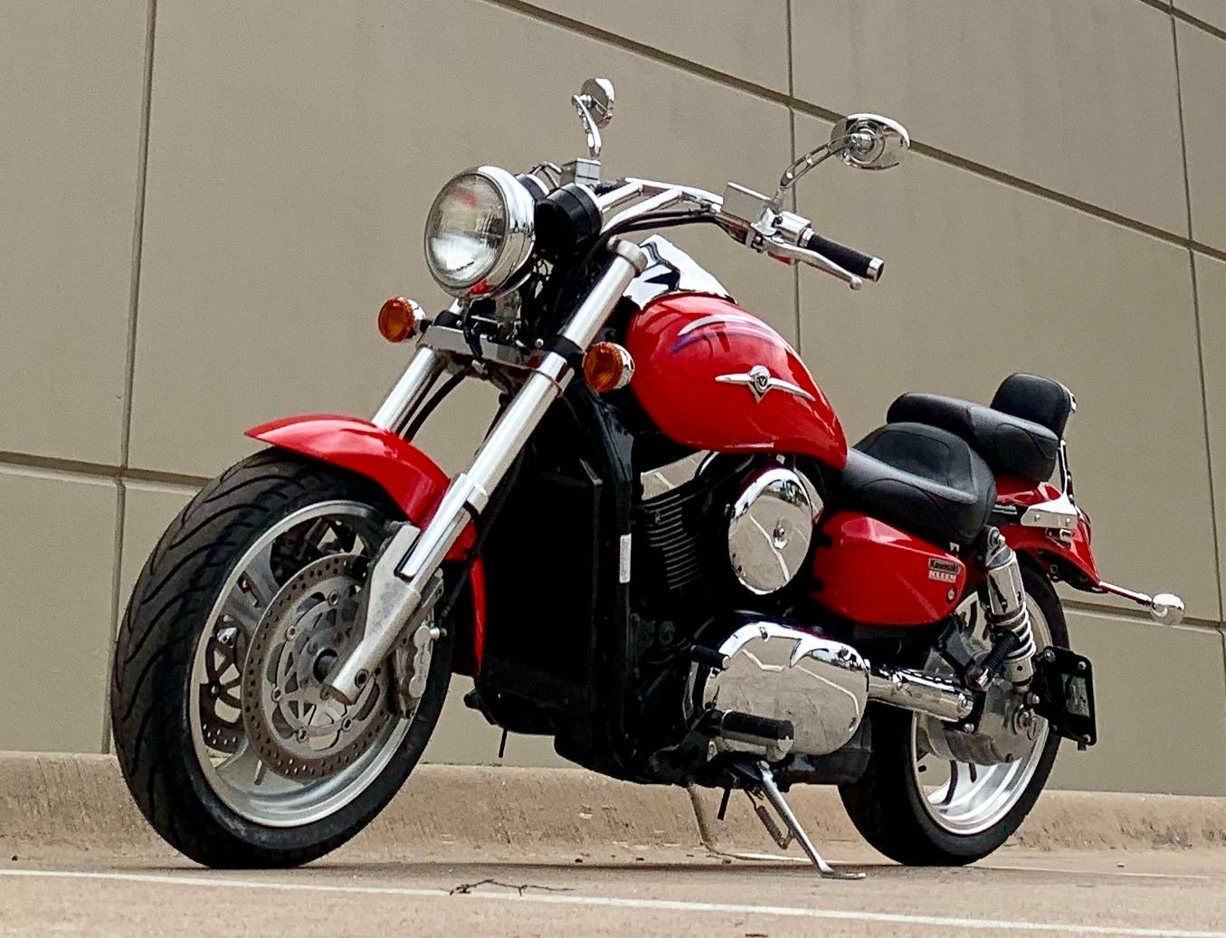 2003 Kawasaki Vulcan 1500 Mean Streak™ in Plano, Texas - Photo 4