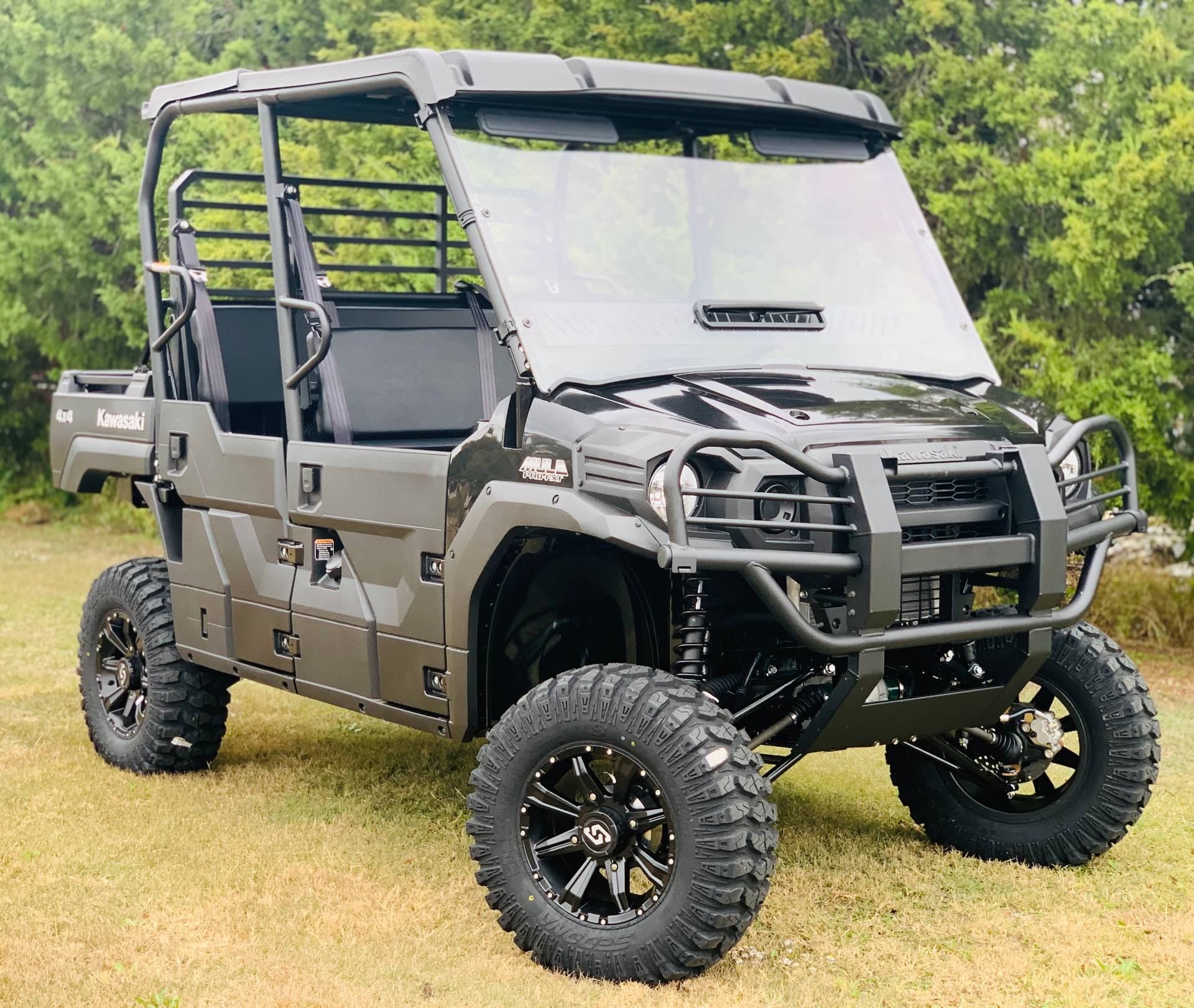 2020 Kawasaki Mule PRO-FXT in Plano, Texas - Photo 1