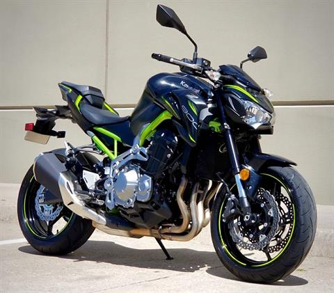 2019 Kawasaki Z900 in Plano, Texas - Photo 1