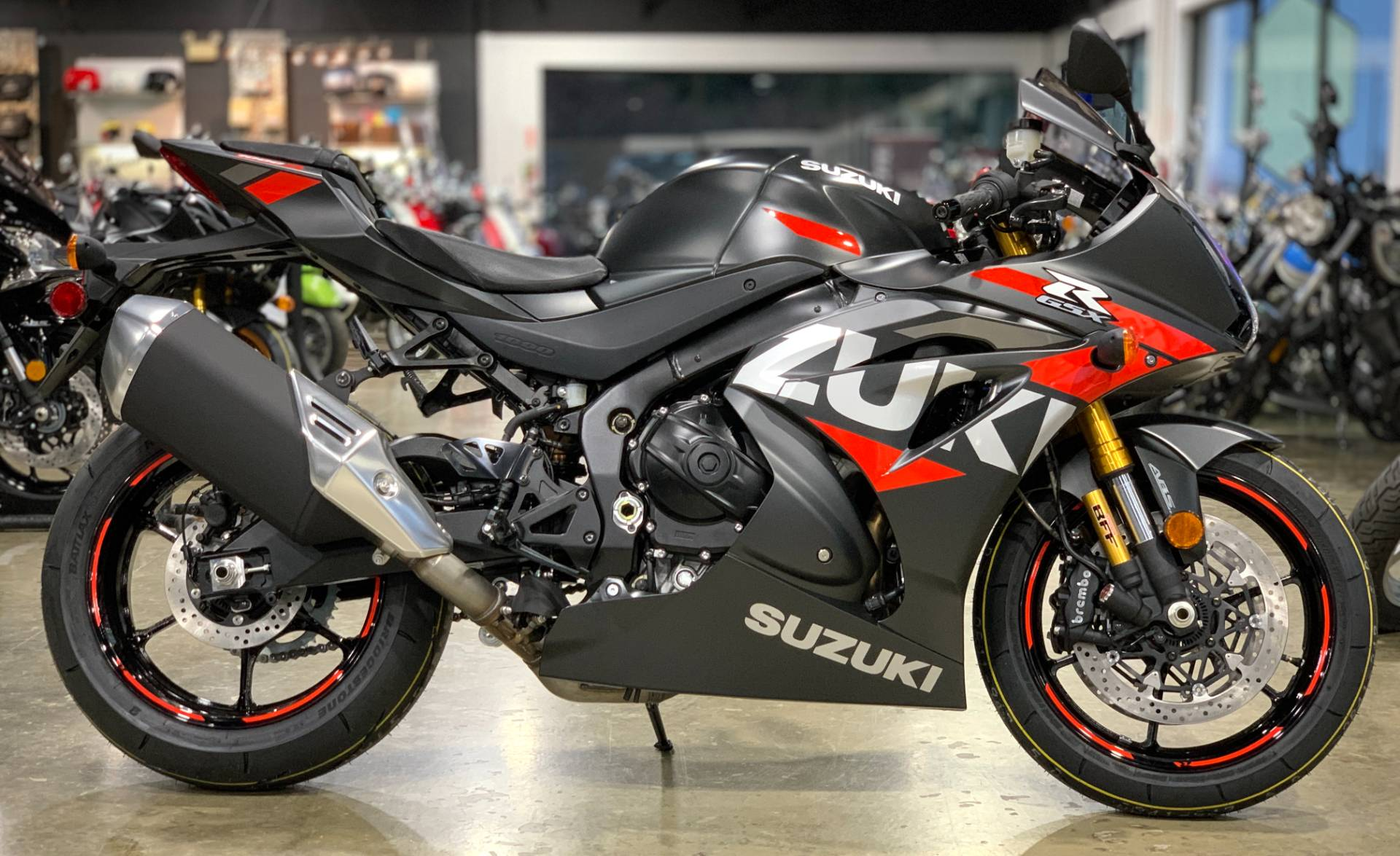 2021 Suzuki GSX-R1000R in Plano, Texas - Photo 1