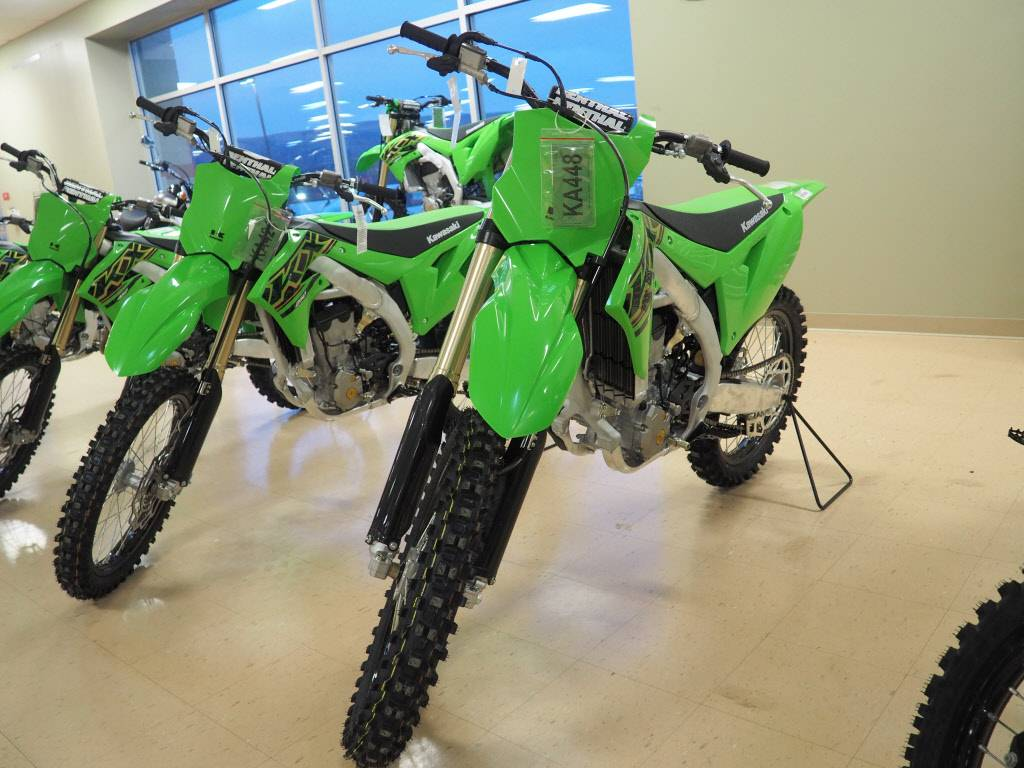 2021 Kawasaki KX 250 in Everett, Pennsylvania - Photo 2
