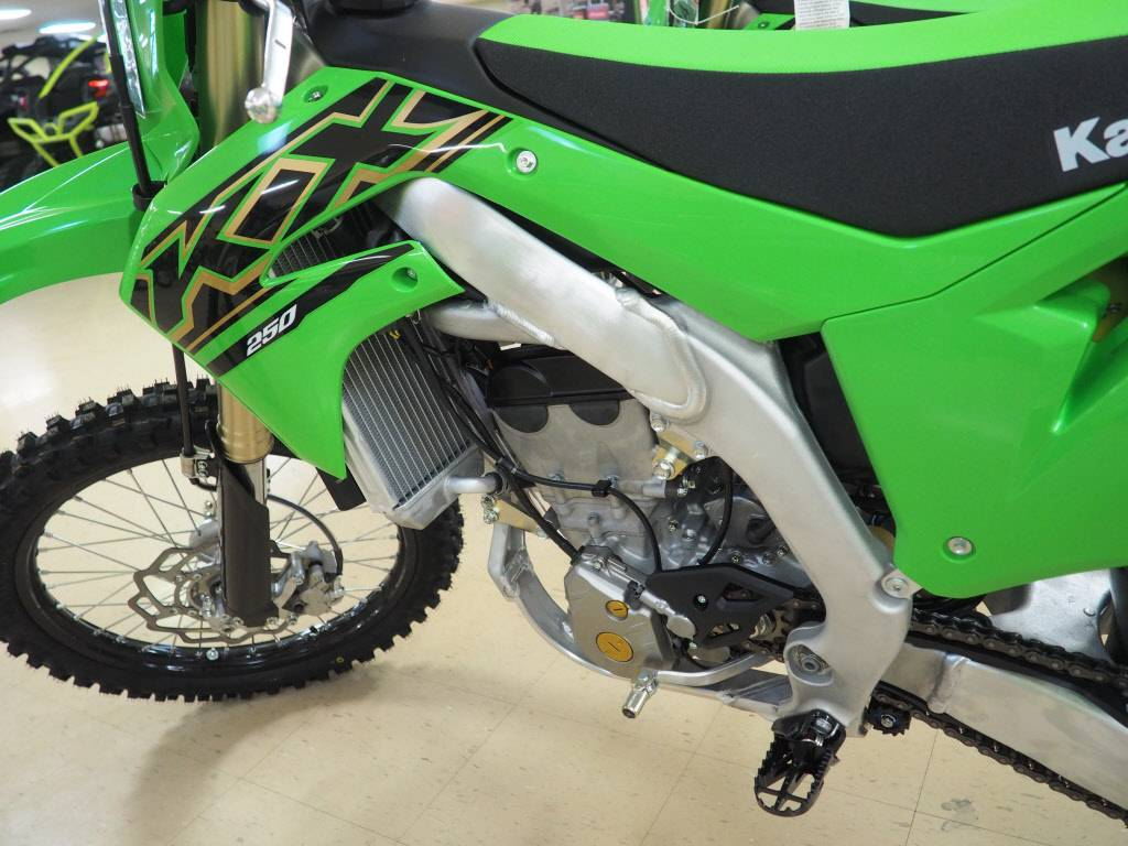 2021 Kawasaki KX 250 in Everett, Pennsylvania - Photo 6