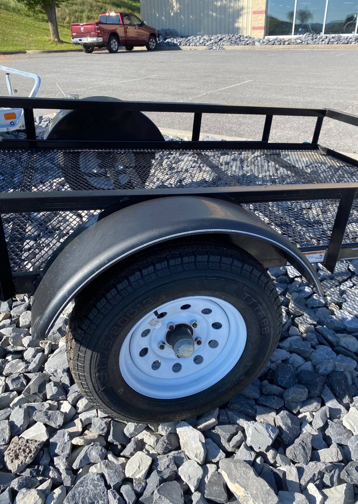 2019 Carry-On Trailers 5X8G in Everett, Pennsylvania - Photo 3