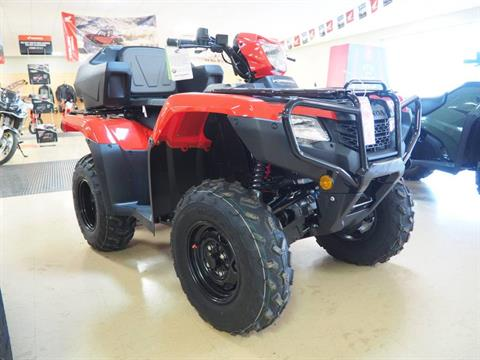 2021 Honda FourTrax Foreman 4x4 in Everett, Pennsylvania - Photo 1