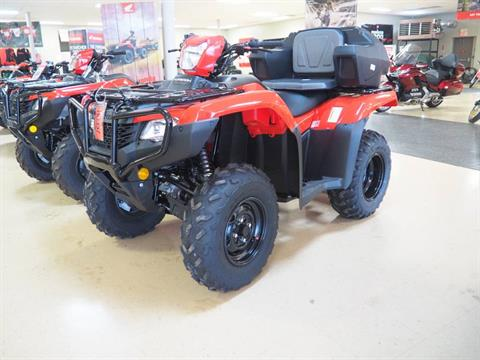 2021 Honda FourTrax Foreman 4x4 in Everett, Pennsylvania - Photo 3