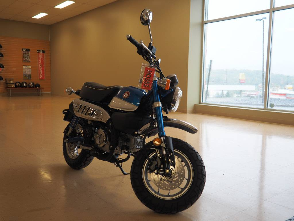 2021 Honda Monkey in Everett, Pennsylvania - Photo 1