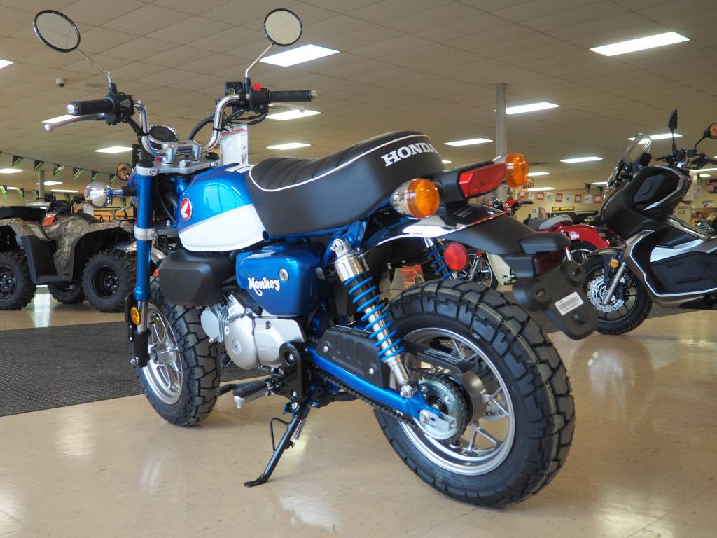 2021 Honda Monkey in Everett, Pennsylvania - Photo 3