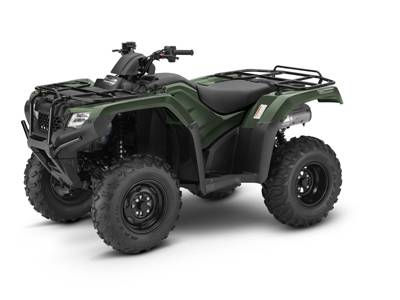 2019 Honda TRX420FE1K in Everett, Pennsylvania