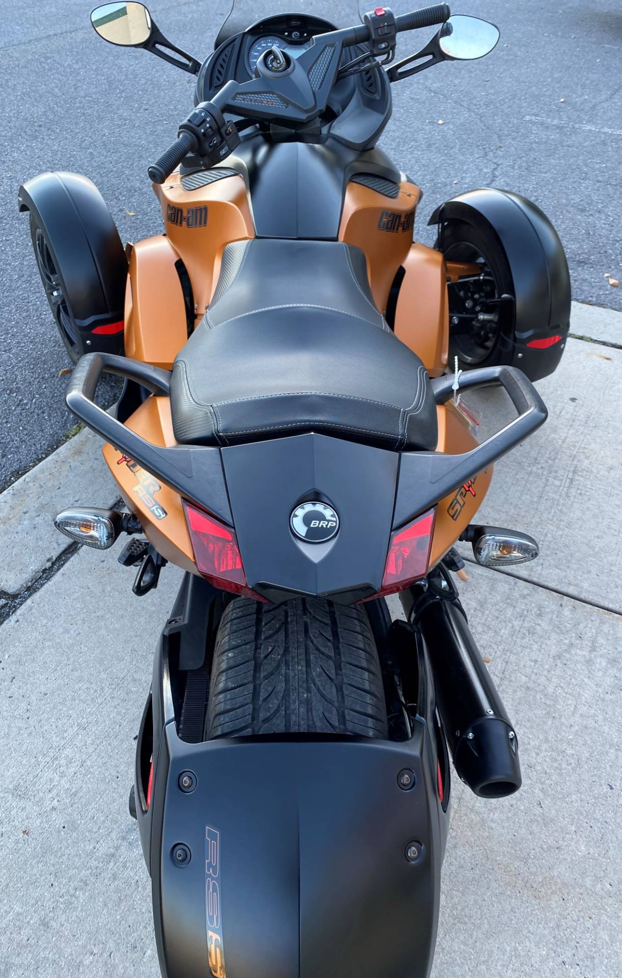 2011 Can-Am Spyder® RS-S SE5 in Everett, Pennsylvania - Photo 4