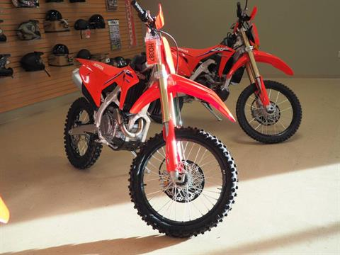 2021 Honda CRF450RX in Everett, Pennsylvania - Photo 1