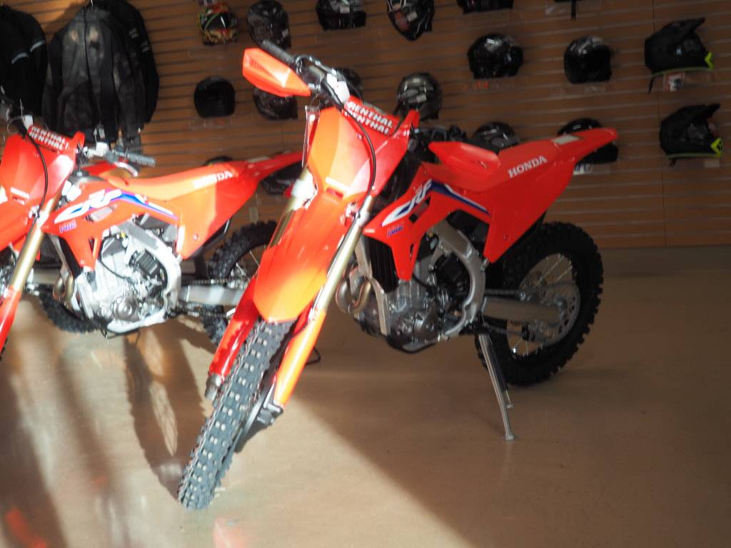 2021 Honda CRF450RX in Everett, Pennsylvania - Photo 2